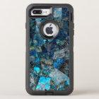 Abstract Labradorite OtterBox Defender iPhone 8 Plus/7 Plus Case