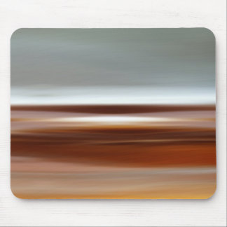 Abstract Landscape Ocean Horizon Twilight Holidays Mouse Pad