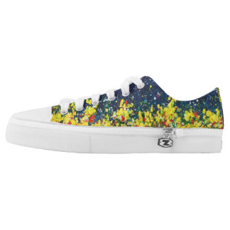 Abstract Landscape Shoes