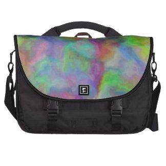 abstract laptop computer bag
