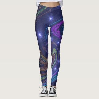 abstract leggings set eleven