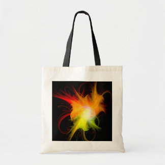Abstract light tote bags