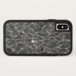 Abstract Light Reflections On Water iPhone X Case