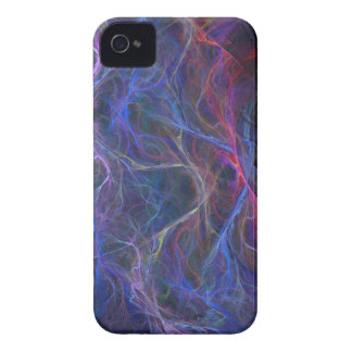 Abstract lightning background iPhone 4 cases