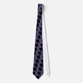 Abstract lightning background tie