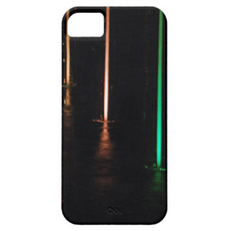 Abstract Lights in the Dark iPhone 5 Case