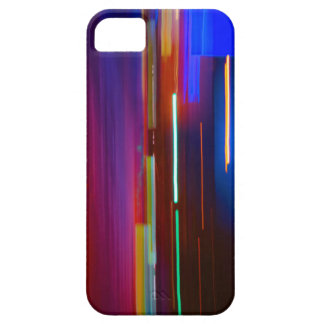 Abstract Lights iPhone 5 Cases