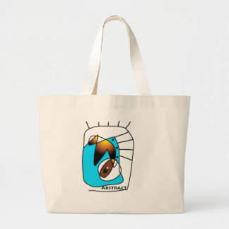 Abstract Lines Canvas Bags