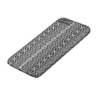 Abstract lines barely there iPhone 6 case