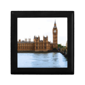 abstract london - westminster gift box