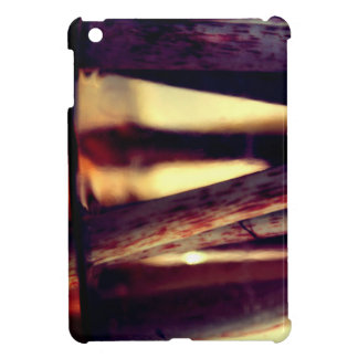 Abstract macro case for the iPad mini