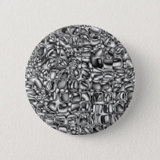 Abstract Macro Shapes 2 Inch Round Button