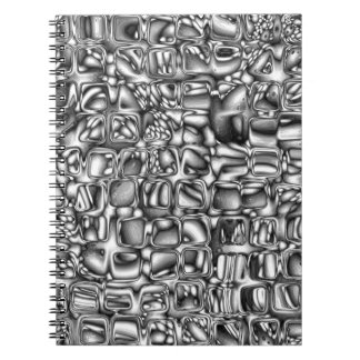Abstract Macro Shapes Notebooks