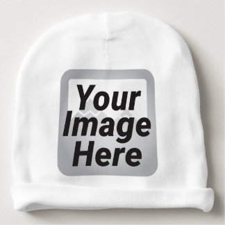 Abstract Magic Music Musical Notes Background Baby Beanie