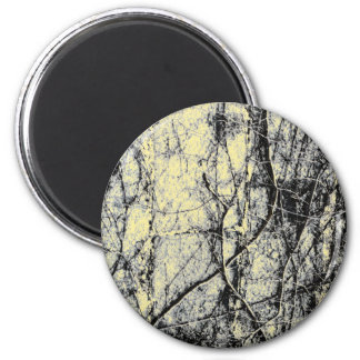 Abstract Fridge Magnet