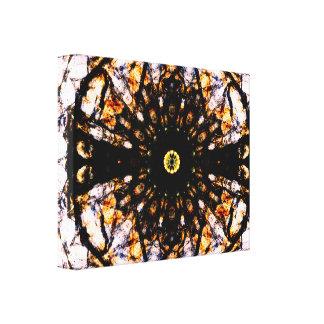 Abstract Mandala | Modern Art Canvas Print