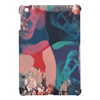 Abstract Marbled iPad Mini Cover