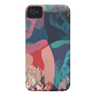 Abstract Marbled iPhone 4 Case-Mate Cases
