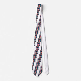 Abstract Marbled Tie