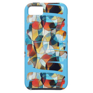 Abstract Marker IPhone Case