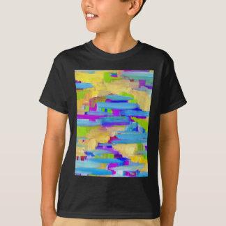 Abstract Marsh T-Shirt