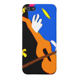 Abstract Matisse Style Violin Cover For iPhone 5/5S