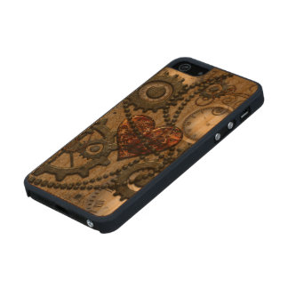Abstract mechanical design carved® cherry iPhone 5 case