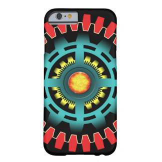 Abstract mechanical object barely there iPhone 6 case