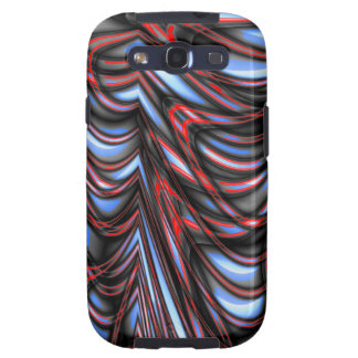 Abstract - Melting Colors Samsung Galaxy S3 Covers