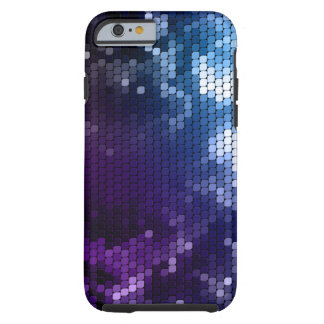 Abstract Metallic Glamour iPhone 6 case