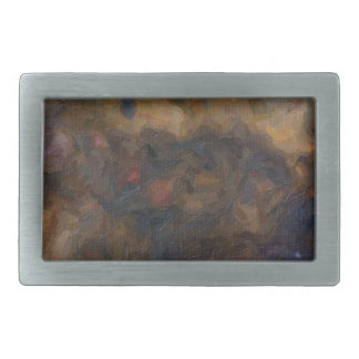 Abstract Milkyway Galaxy with cosmic cloud 3 Belt Buckle