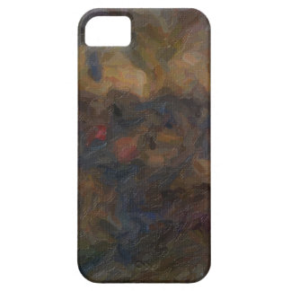 Abstract Milkyway Galaxy with cosmic cloud 3 iPhone 5 Case