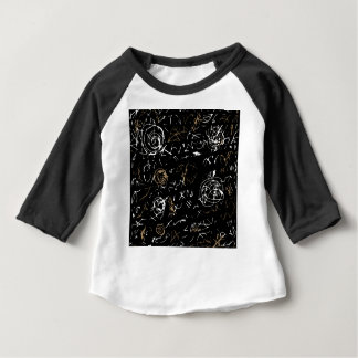 Abstract mind - brown baby T-Shirt