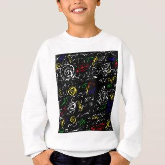 Abstract mind - colorful sweatshirt