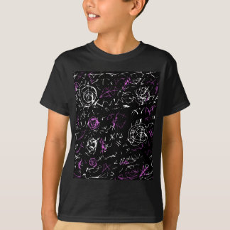 Abstract mind - magenta T-Shirt