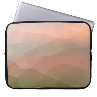 Abstract Misty Autumn Mountains Laptop Sleeve Bag