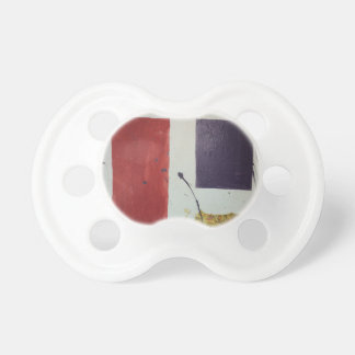 "Abstract Mixed Media Original ""Cosmetic"" Pacifier"