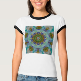 Abstract Mixed Media two T-Shirt