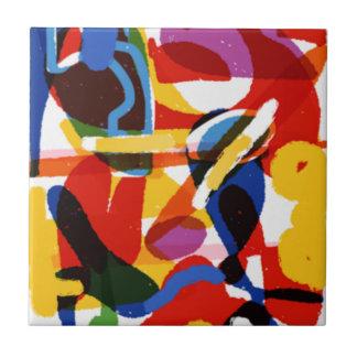 Abstract Mod World Tile