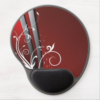 Abstract Modern Art Gel Mouse Pad