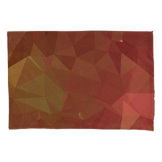 Abstract & Modern Geo Designs - Autumn Leaves Pillowcase