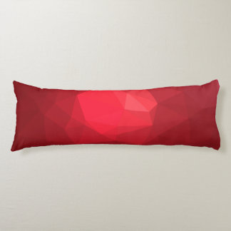 Abstract & Modern Geo Designs - Brave Strength Body Pillow