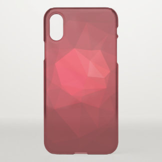 Abstract & Modern Geo Designs - Brave Strength iPhone X Case