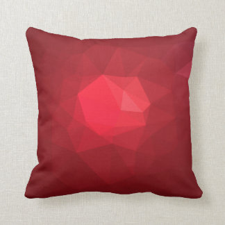 Abstract & Modern Geo Designs - Brave Strength Throw Pillow