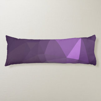 Abstract & Modern Geo Designs - Cosmic Grace Body Pillow