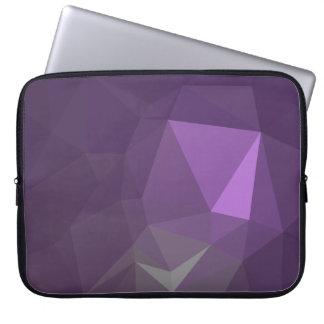 Abstract & Modern Geo Designs - Cosmic Grace Laptop Sleeve