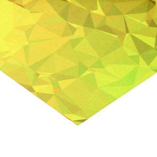 Abstract & Modern Geo Designs - Golden Scales Tissue Paper