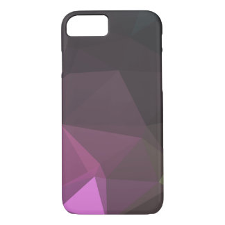 Abstract & Modern Geo Designs - Lilac Galaxy iPhone 8/7 Case