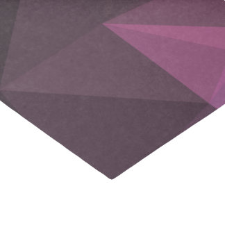 Abstract & Modern Geo Designs - Lilac Galaxy Tissue Paper