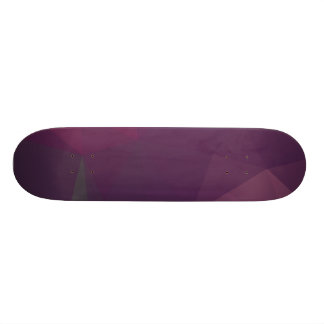 Abstract & Modern Geo Designs - Planets Skateboard